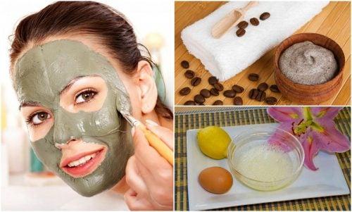 Combate las espinillas de tu rostro con estos 5 tratamientos caseros