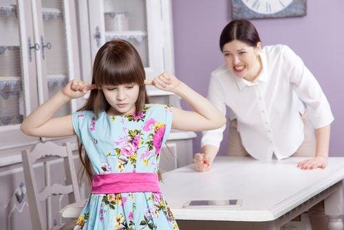 Desatención de los progenitores