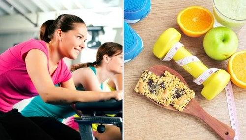 ¿Qué es mejor, entrenar antes o después de comer?