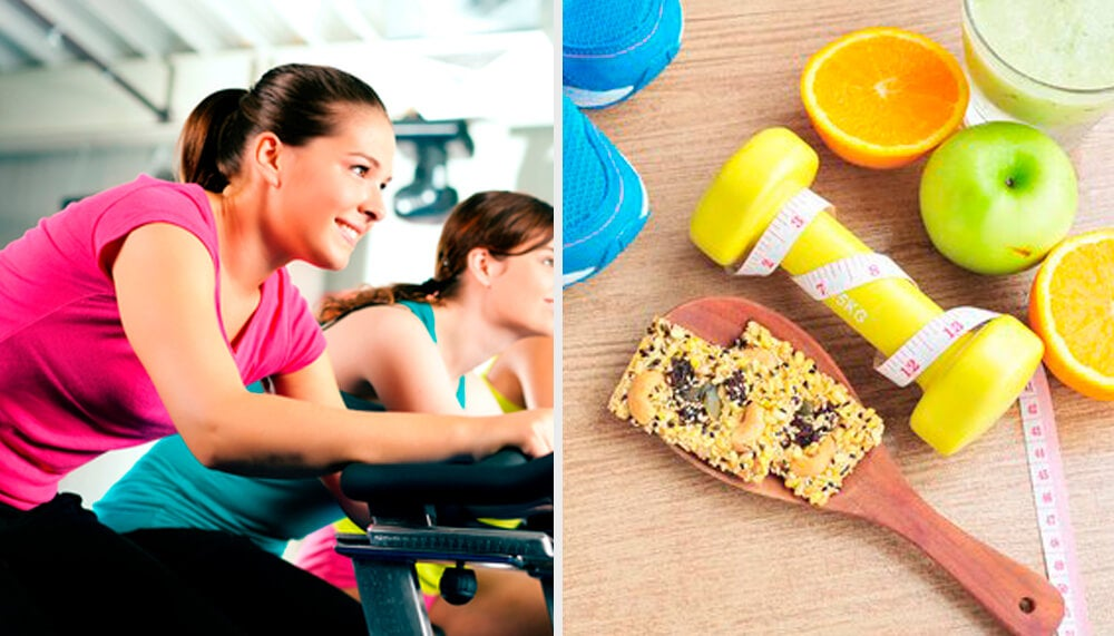 ¿Qué es mejor? ¿Entrenar antes o después de comer?