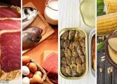 Los 6 alimentos que tienen más toxinas