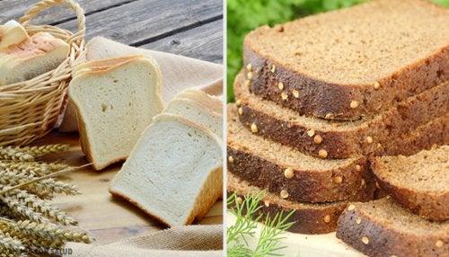 para que es bueno el pan integral