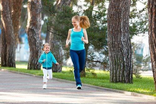 Qué aporta la práctica de ejercicio en la salud