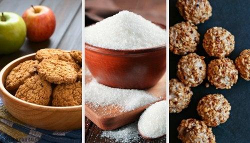 Recetas deliciosas ajenas al azúcar añadido