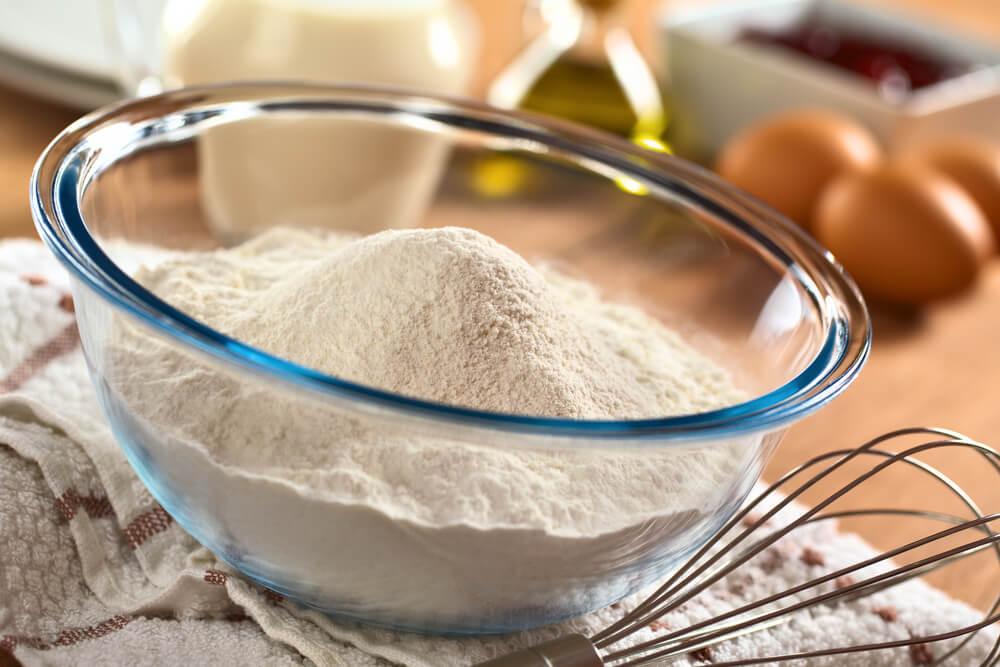 Sin gluten y sin lactosa