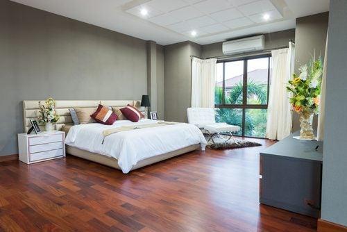 Un dormitorio saludable