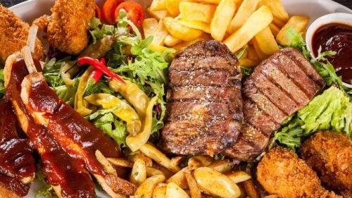 Factores dañinos para la mucosa intestinal