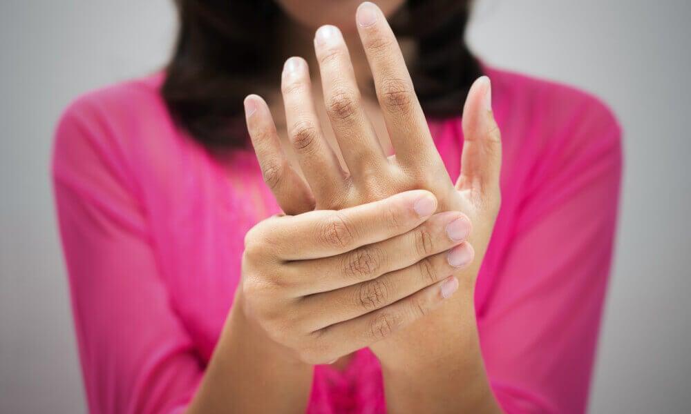 La mala circulación produce sensación de hormigueo.