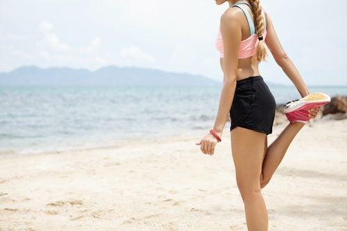 Cómo mantener la dieta y el ejercicio en vacaciones