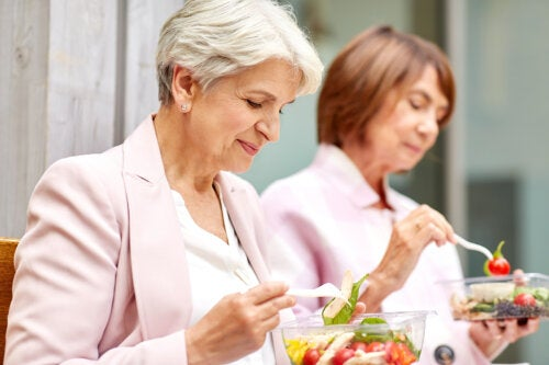 La comida engorda más cuanto más años cumplimos