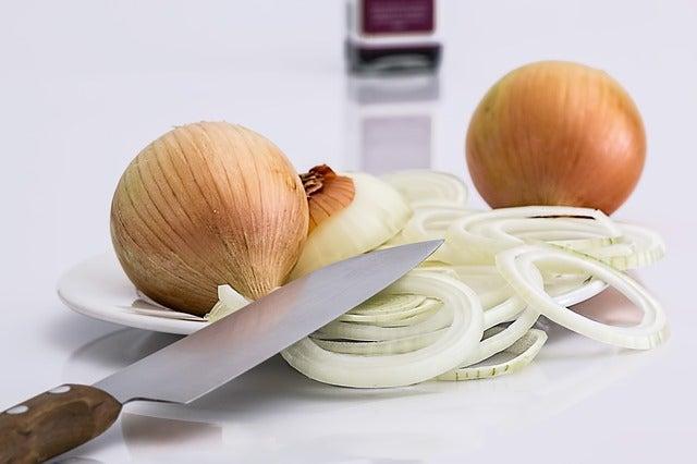 Las cebollas siempre estan en tu cocina