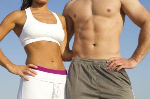 endurecer abdomen flacido