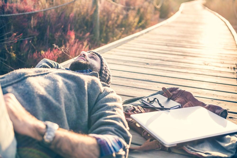Tener tiempo para una introspección sana y actividades
