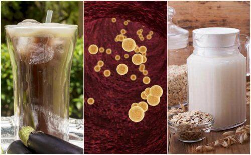 Reduce los triglicéridos altos con estos 5 remedios de origen natural