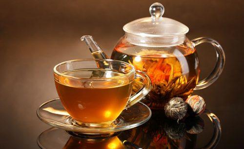 infusión purificadora con miel