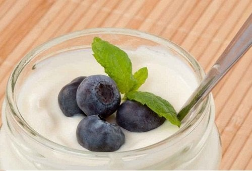 El yogur es un probiótico.