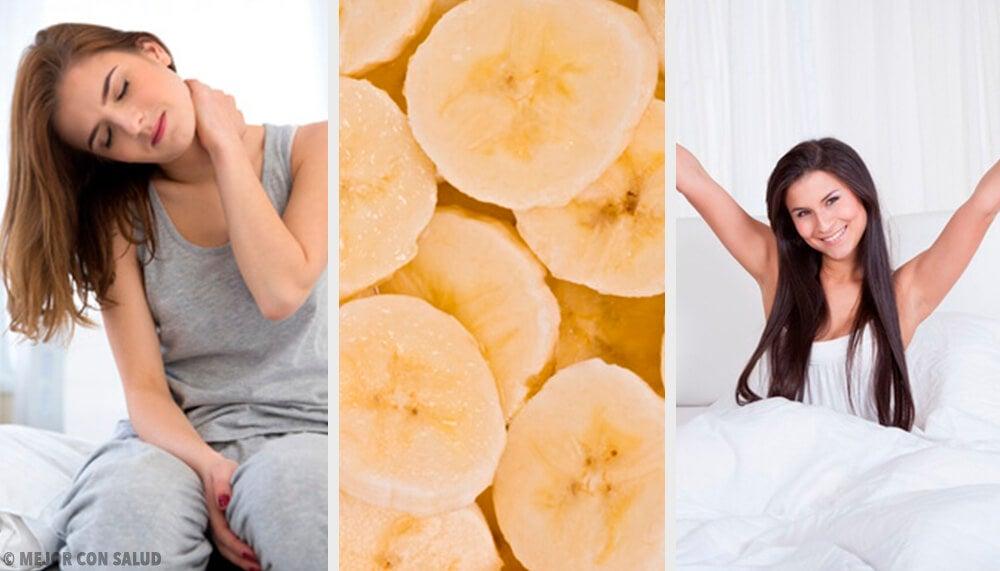 ¿Qué pasará con tu cuerpo si empiezas a consumir 2 plátanos al día?