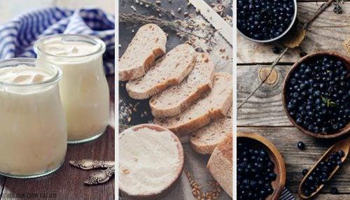 10 alimentos para mejorar la concentración