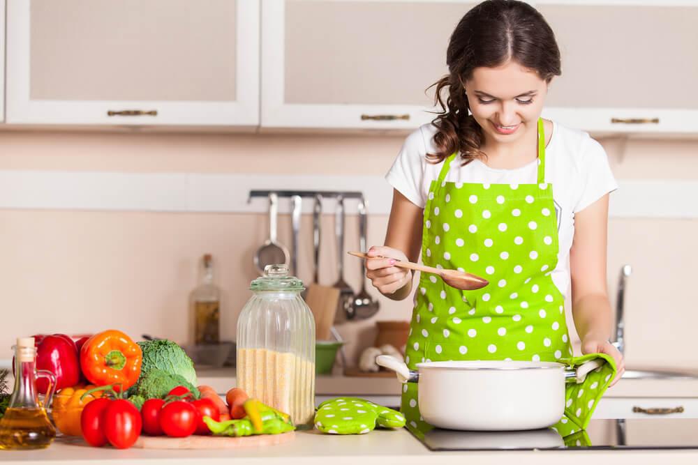 Aprovecha las vacaciones en casa para preparar platos nuevos