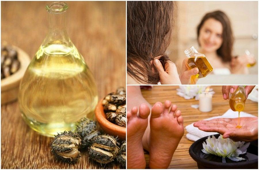 5 aplicaciones cosméticas que le puedes dar al aceite de ricino