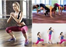 5 ejercicios para mantenerte en forma desde cualquier lugar