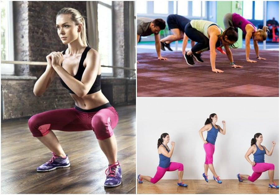 equilibrio físico y mental: ejercicio