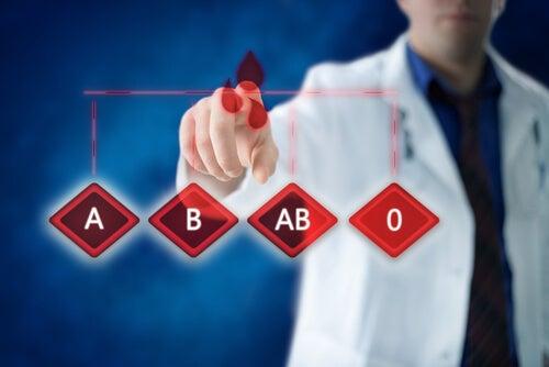 5 motivos importantes para conocer el tipo de sangre de los miembros de tu familia