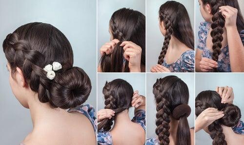 5 peinados fáciles que te harán lucir hermosa