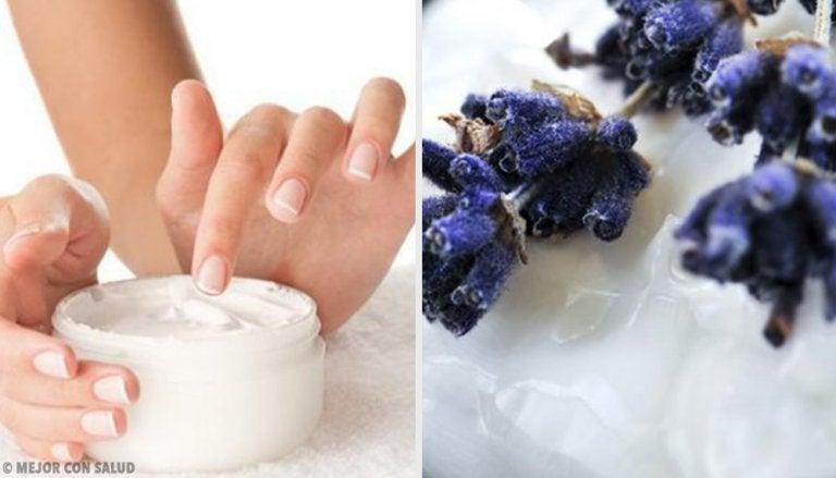 5 recetas para preparar crema de manos casera