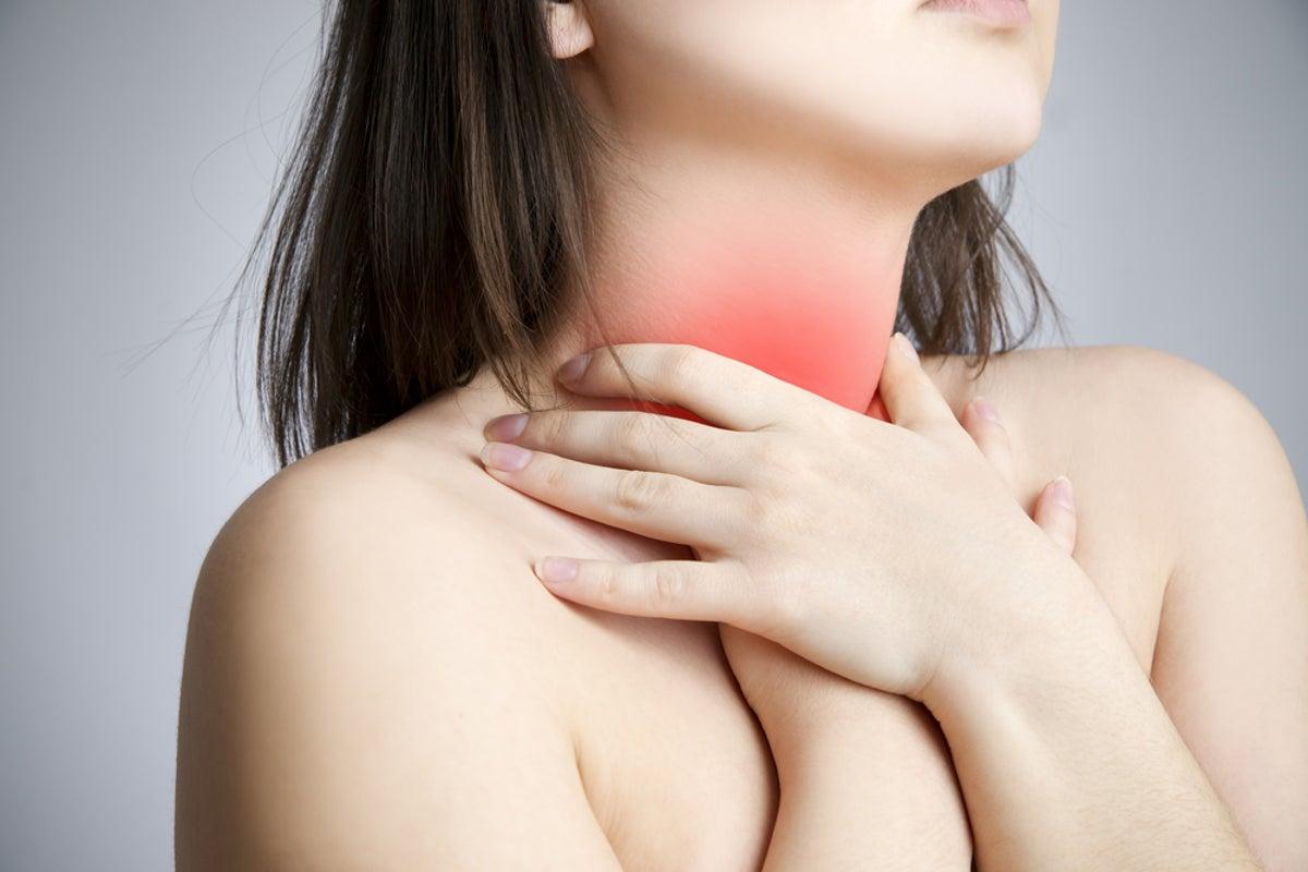 La mejor medicina para la picazón en la garganta y la secreción nasal