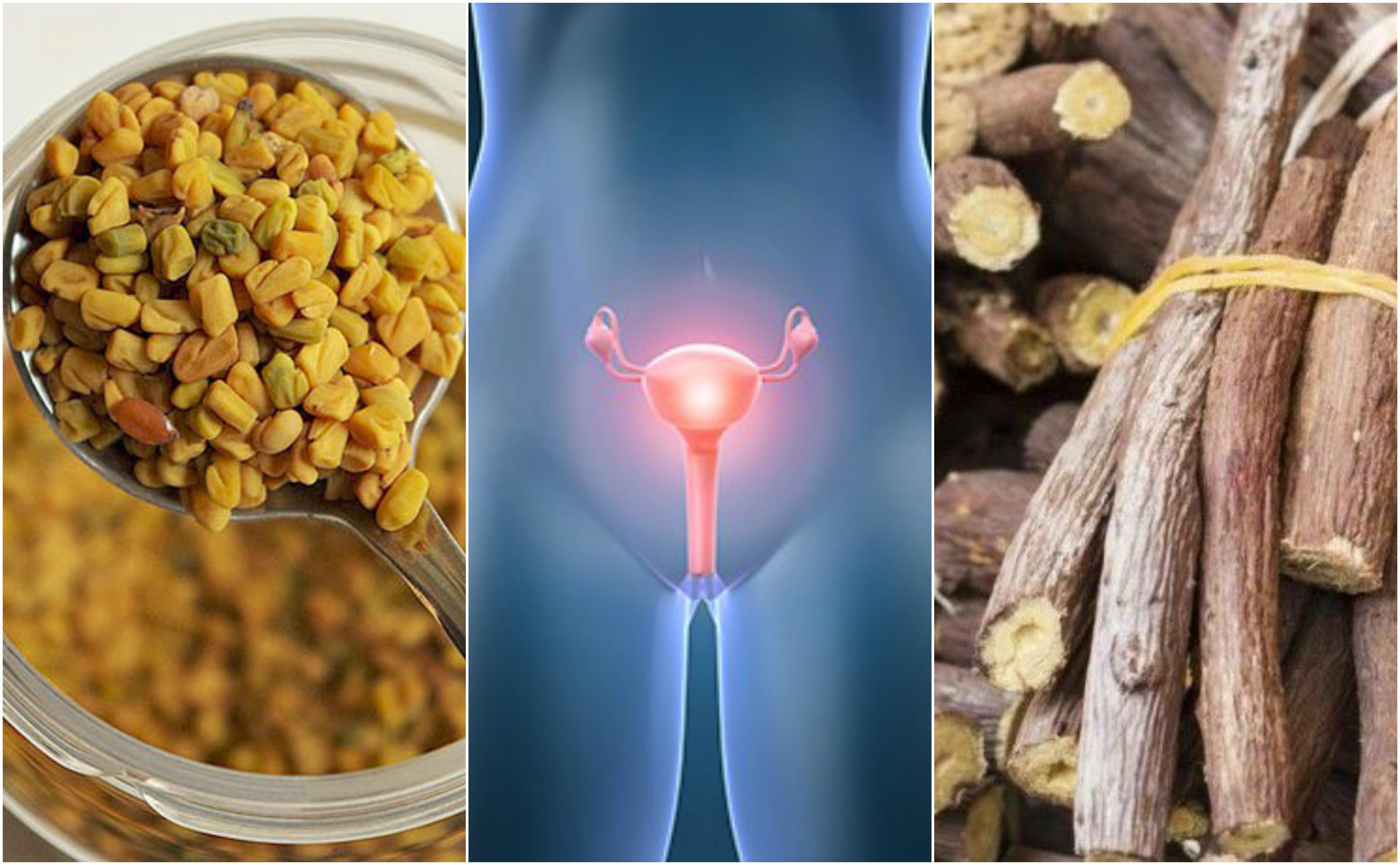 5 remedios naturales que te ayudan a sobrellevar el síndrome de ovario poliquístico