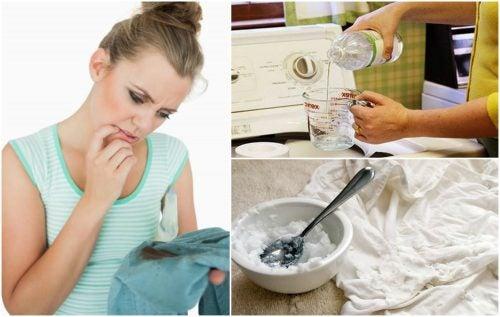 5 trucos de limpieza ecológica para deshacerte de las manchas difíciles
