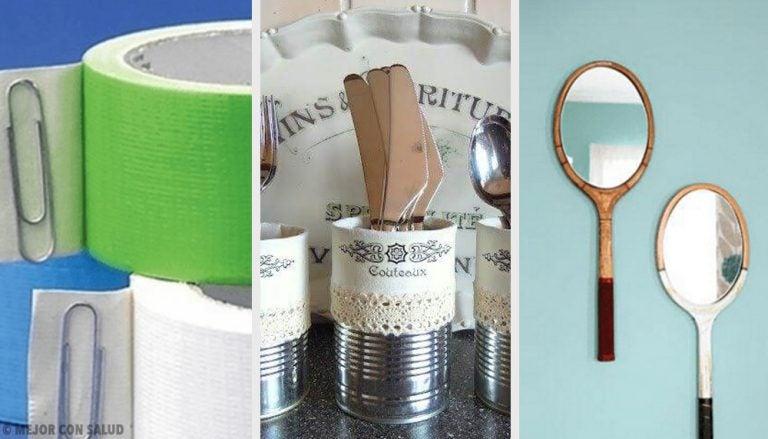 6 trucos de moda para una buena decoración de interiores