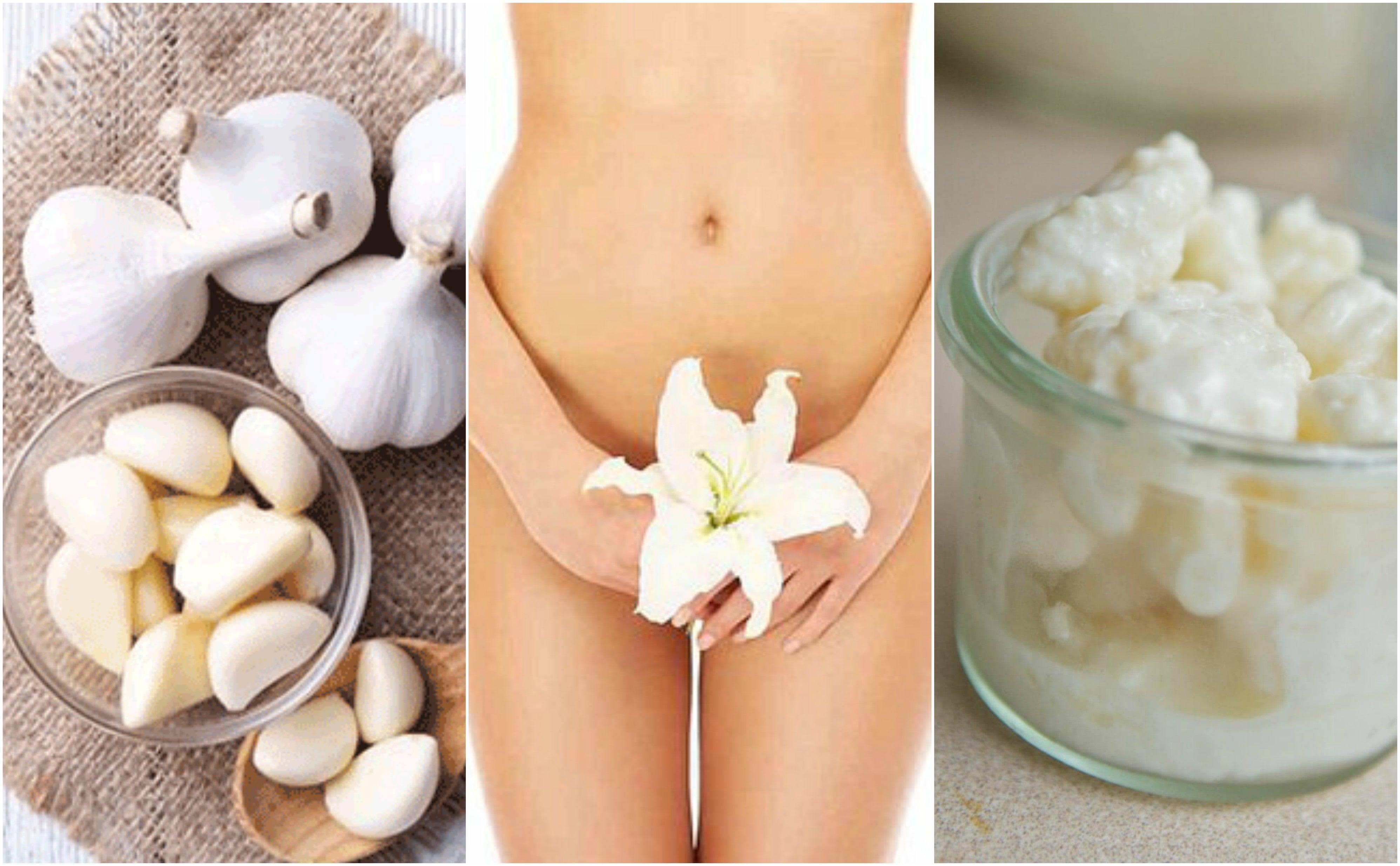 7 alimentos que ayudan a proteger la zona íntima femenina