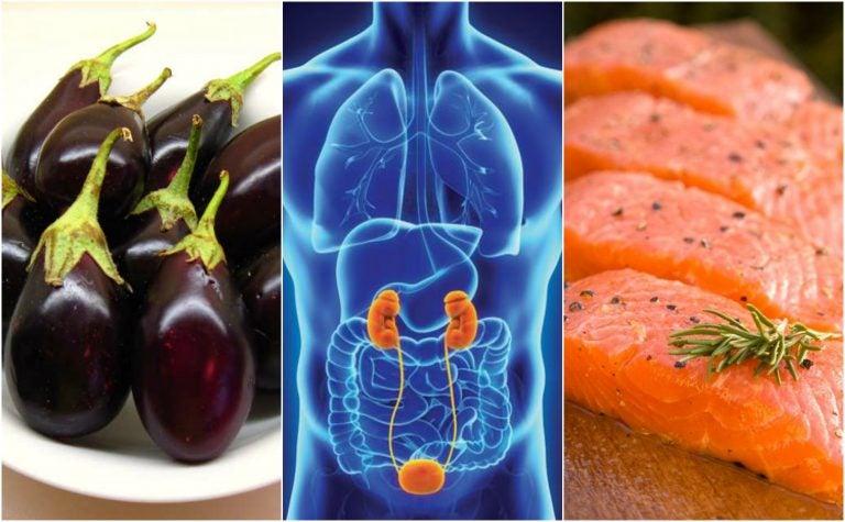 7 alimentos que te ayudan a mantener los riñones saludables
