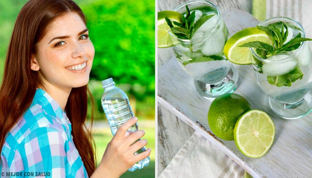 7 sencillos tips para beber más agua cada día y mejorar la salud
