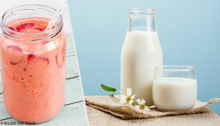 7 tips imprescindibles para dejar de beber leche de vaca