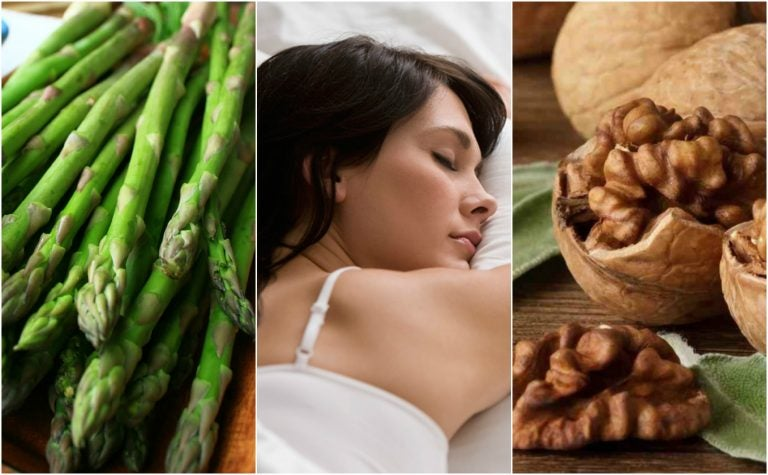 9 alimentos ricos en melatonina para mejorar la calidad de sueño