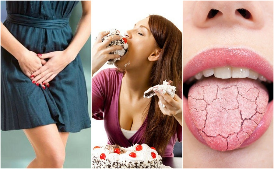 9 síntomas que te indican que estás consumiendo demasiada azúcar