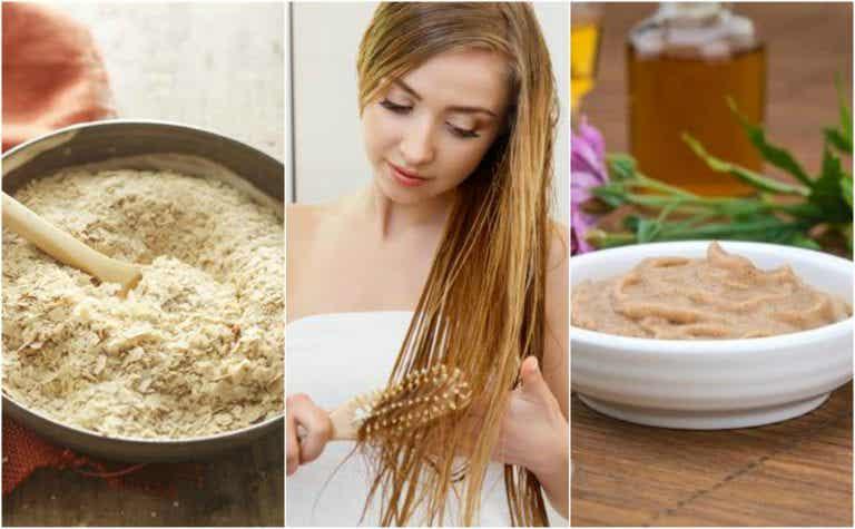 Acelera el crecimiento de tu cabello con estos 3 tratamientos de levadura de cerveza