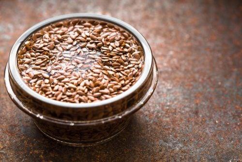 propiedades medicinales de la semilla de lino para adelgazar