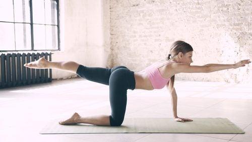Aumenta la actividad física que realizas