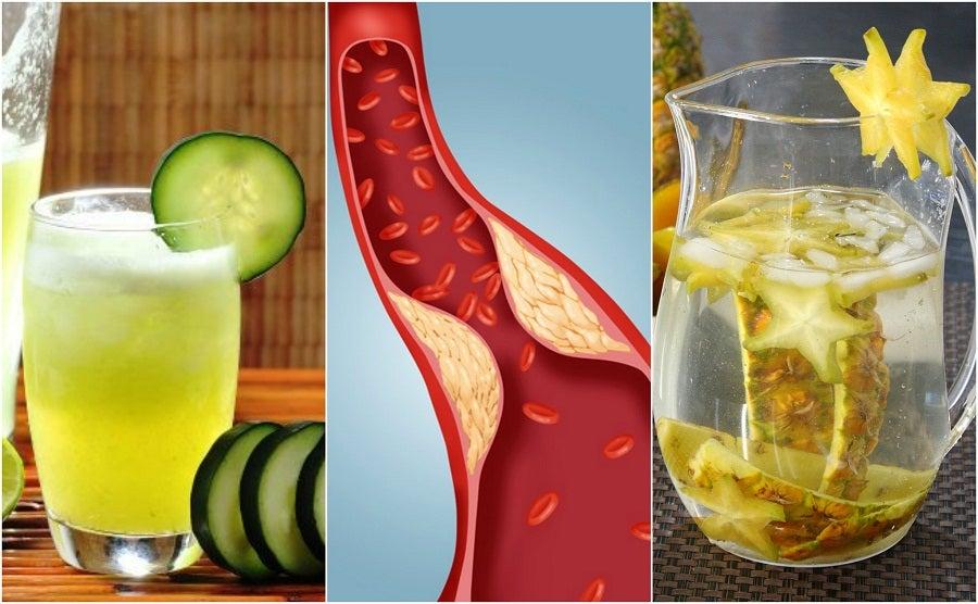Baja tus niveles de colesterol malo con estos 5 remedios caseros