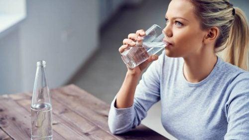 Rehidratación como medida más importante en la gastroenteritis