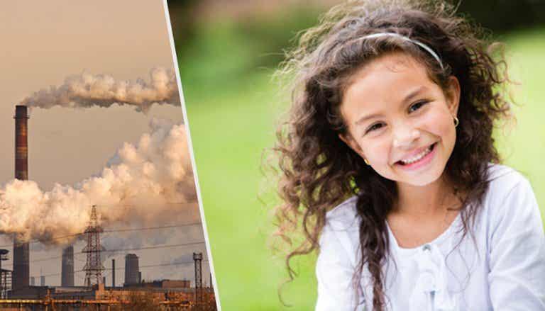 Cómo afecta la contaminación al cerebro de los niños
