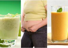 Cómo desinflamar el vientre de forma natural preparando 5 licuados