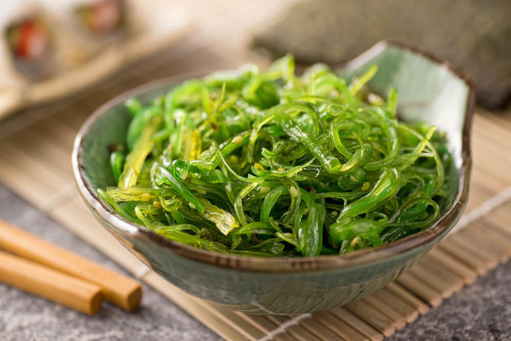 Como incorporar algas na dieta para obter mais minerais