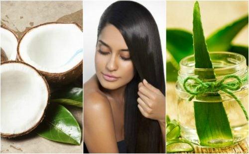 Cómo alisar el cabello de manera natural