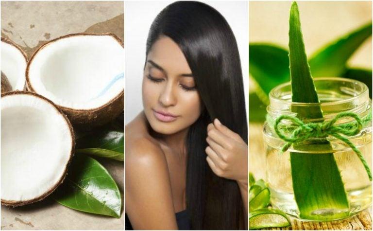 Cómo preparar 5 cremas naturales para alisar el cabello sin maltratarlo