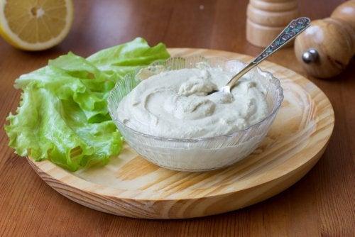 Cómo preparar una deliciosa mayonesa vegana
